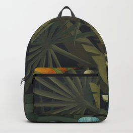 Tropical Solar System Backpack