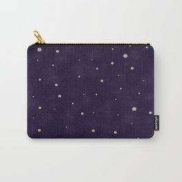 Starlit night Carry-All Pouch