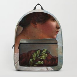 Escaping out of Pompeii Backpack