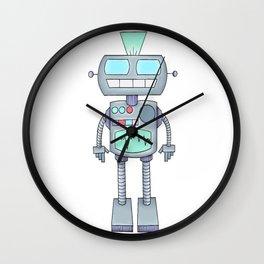WWP Characters: Java Wall Clock