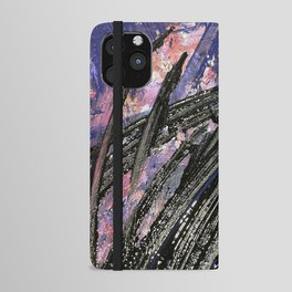 Blue + Purple (MPH) iPhone Wallet Case