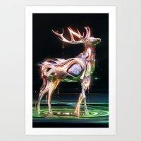 Vestige-3-24x36 Art Print