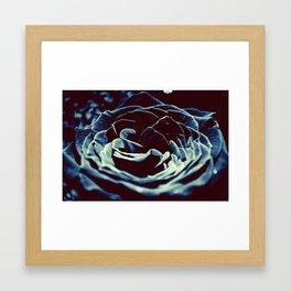 My Violent Heart Framed Art Print