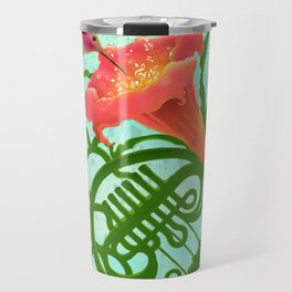 Musical Nectar Travel Mug