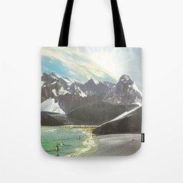 Mondi nuovi Tote Bag