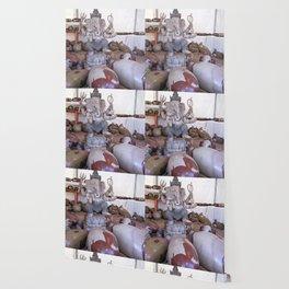 Shiva lingams  with Ganesh Wallpaper