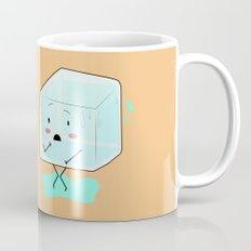 Ice cube problems Mug