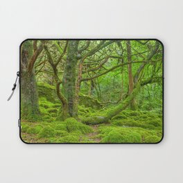 Emerald Forest Laptop Sleeve
