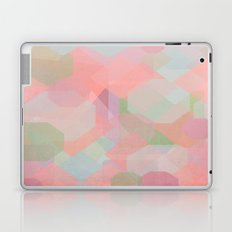Hexagon, Square and Diamond Patterned Abstract Design Laptop & iPad Skin