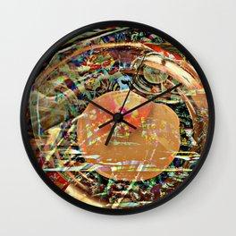 Mayan series 13 Wall Clock