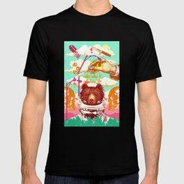 ASTRO BEAR T-shirt