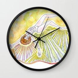 Leeloo Wall Clock