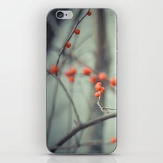 Berries. iPhone & iPod Skin