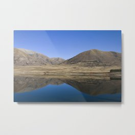 Lake Clearwater, two Metal Print
