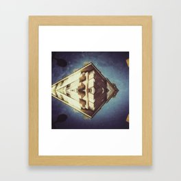 #114 Framed Art Print