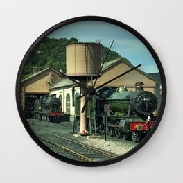 Minehead MPD Wall Clock