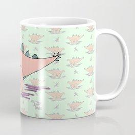 Baby Stegosaurus Coffee Mug