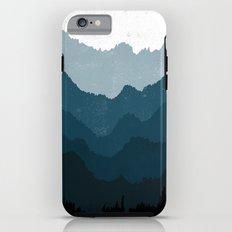 Mists No. 6 - Ombre Blue Ridge Mountains Art Print  Tough Case iPhone 6s