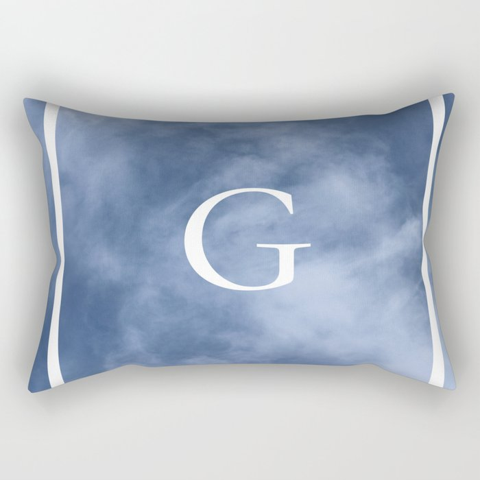 G in the clouds Rectangular Pillow