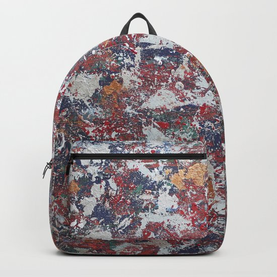 Abstract pattern 1000 Backpack