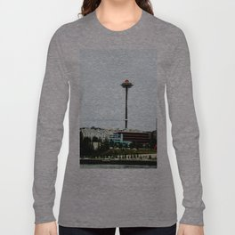 Seattle Space Needle Long Sleeve T-shirt