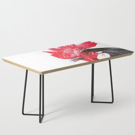 Rooster Portrait Coffee Table