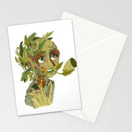 Fall Sprite Stationery Cards