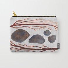 Sticks & Stones No. 2 Carry-All Pouch