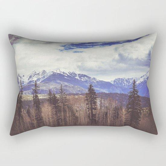 Take Me There Rectangular Pillow