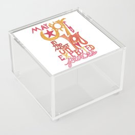 May JOY Find You in the Most Unexpected Places Acrylic Box