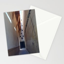 Moroccan alley. Stationery Cards
