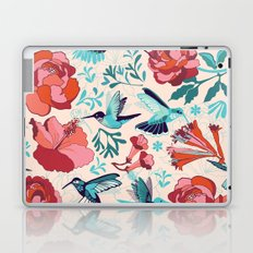 Hummingbird summerdance Laptop & iPad Skin