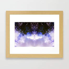 Entwined as One Framed Art Print