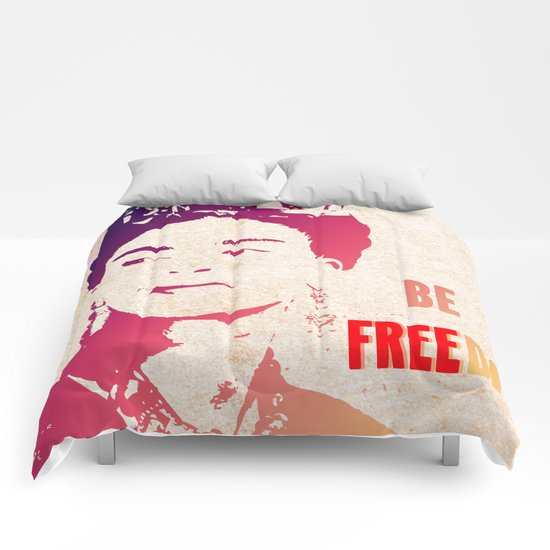 Be FREEda Comforters