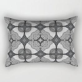 Doodle Pattern 10 Rectangular Pillow