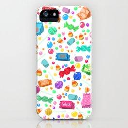 A grown up's dinner iPhone Case
