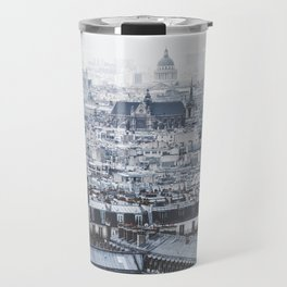 Rooftops - Architecture, Photography Travel Mug