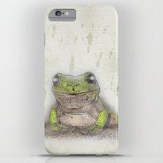 Jeremiah was a bullfrog Slim Case iPhone 6 Plus