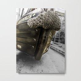No Problem! Metal Print