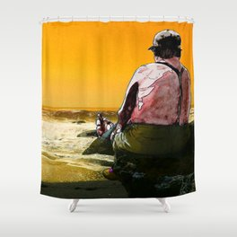 CALIMA Shower Curtain