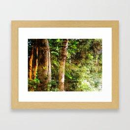 In my dream  Framed Art Print
