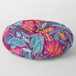 Fiesta Garden Floor Pillow