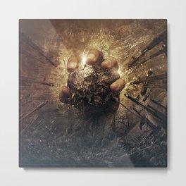 Domination Metal Print