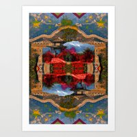 china Art Prints featuring China. by Grant Pearce