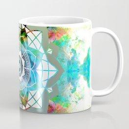 Atmospheric Mandala 0354 Coffee Mug