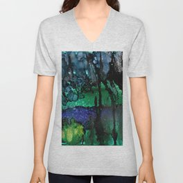 Dark Forest Unisex V-Neck