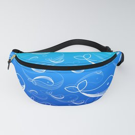 Whale Fanny Pack