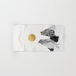 Rock Formation No.2 Hand & Bath Towel