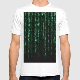 The Matrix Code T-shirt