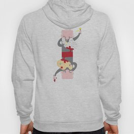 Picasso With Red Sauce Hoody